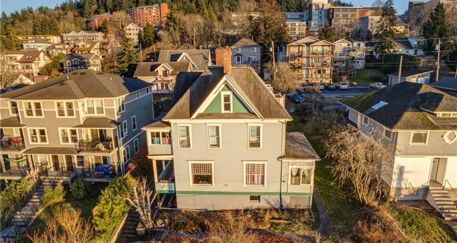 Bellingham, Washington 98226, ,Multi-Family,Sold,1009